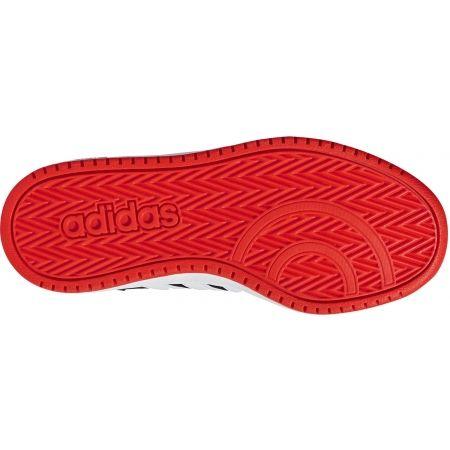 Детски обувки за свободното време - adidas HOOPS MID 2.0 K - 3