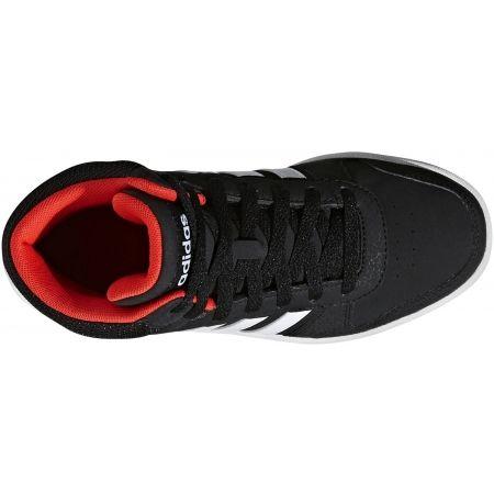 Детски обувки за свободното време - adidas HOOPS MID 2.0 K - 2