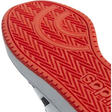 Detská voľnočasová obuv - adidas HOOPS MID 2.0 K - 6
