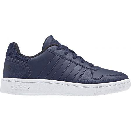 Chlapecká volnočasová obuv - adidas HOOPS 2.0K - 2