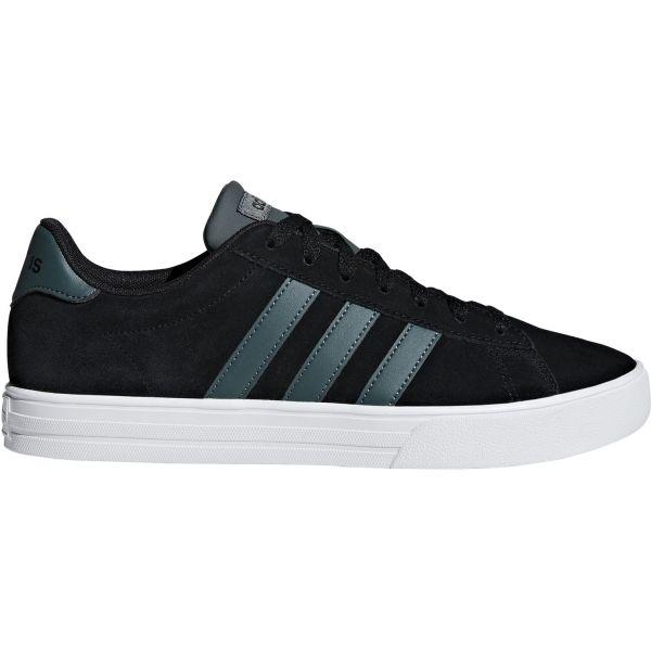 adidas DAILY 2.0 čierna 10 - Pánska obuv na voľný čas
