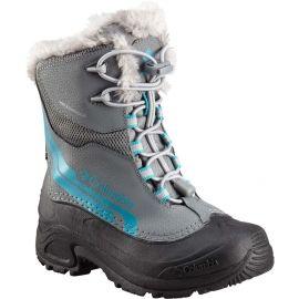 Columbia YOUTH BUGABOOT PLUS 4 - Dětská zimní obuv