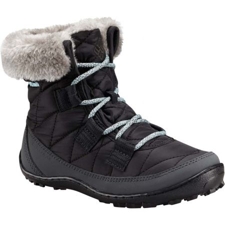 Columbia YOUTH MINX SHORTY OH WP - Kinder Winterschuh