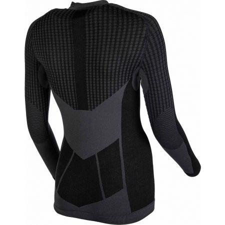Tricou damă cu mâneci lungi - Colmar L.ROUNDNECK SHIRT - 3
