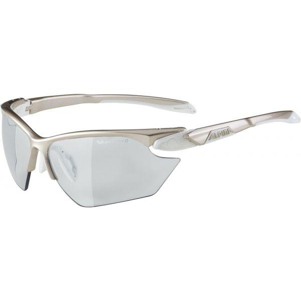 Alpina Sports TWIST FIVE HR S VL+ fehér NS - Uniszex napszemüveg