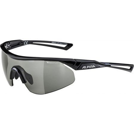 5d41c32e6 Unisex slnečné okuliare - Alpina Sports NYLOS SHIELD VL - 1