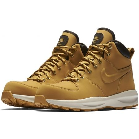 Men's winter shoes - Nike MANOA LEA LEATHER - 3
