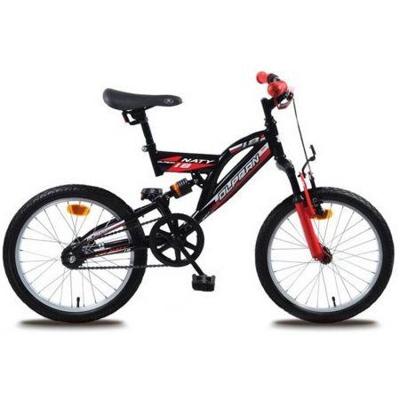 Olpran MIKI 18 - Detský celoodpružený bicykel
