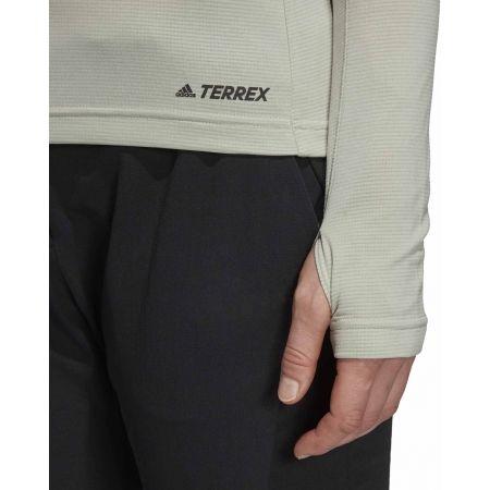 Dámské triko - adidas TRACERO 1/2LS ASHSIL - 10
