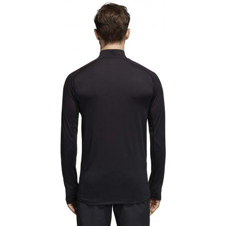Pánske športové tričko - adidas TRACE ROCKER 1/2 LS - 7