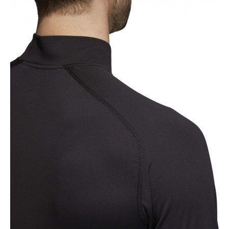 Pánske športové tričko - adidas TRACE ROCKER 1/2 LS - 9