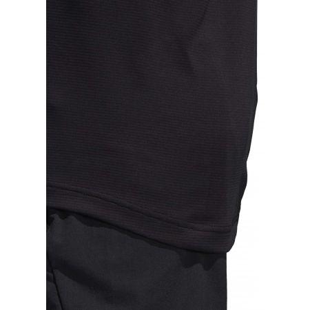 Pánske športové tričko - adidas TRACE ROCKER 1/2 LS - 10