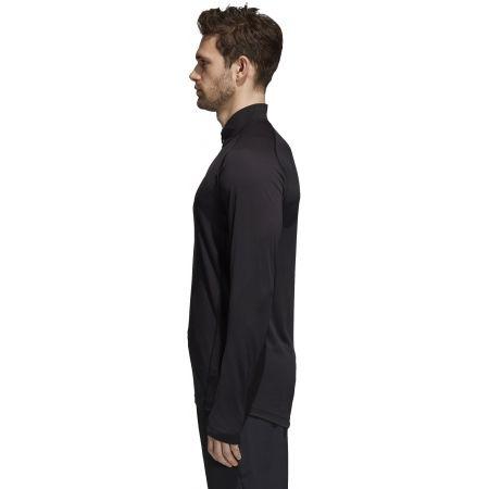 Pánske športové tričko - adidas TRACE ROCKER 1/2 LS - 5