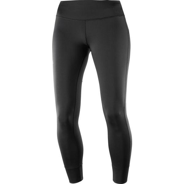 Salomon COMET TECH LEG W černá L - Dámské běžecké legíny