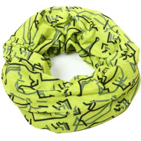 Finmark MULTIFUNKČNÍ ŠÁTEK DĚTSKÝ - Multifunkční šátek
