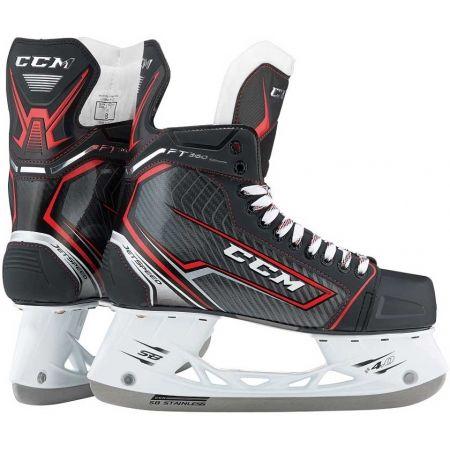 Eishockey Schlittschuhe für Junioren - CCM JETSPEED FT360 JR