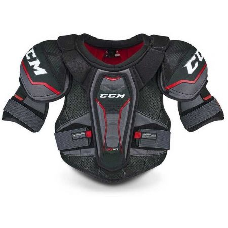 CCM JETSPEED 370 SHOULDER PADS SR - Hockey shoulder pads