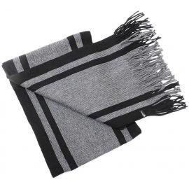 Finmark ZIMNÍ ŠÁLA - Zimní pletená šála