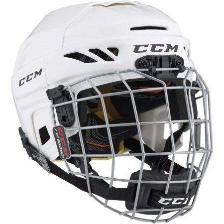 CCM FITLITE 3DS COMBO YT - Kids' hockey helmet