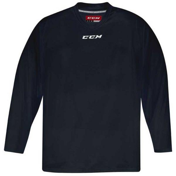 CCM 5000 PRACTICE SR czarny L - Koszulka hokejowa