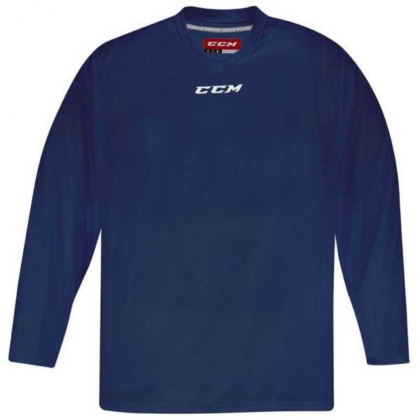 CCM 5000 PRACTICE SR niebieski M - Koszulka hokejowa