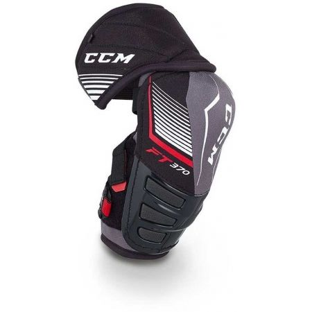 CCM JETSPEED 370 ELBOW PADS SR - Men's hockey elbow pads