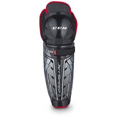 CCM JETSPEED 350 SHIN GUARDS YT - Gyerek jégkorong sípcsontvédő