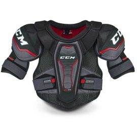 CCM JETSPEED 370 SHOULDER PADS JR