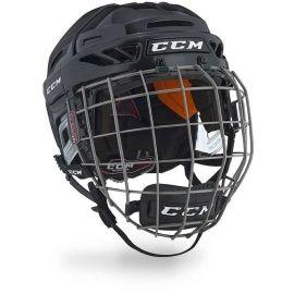 CCM FITLITE 90 COMBO SR - Kask hokejowy