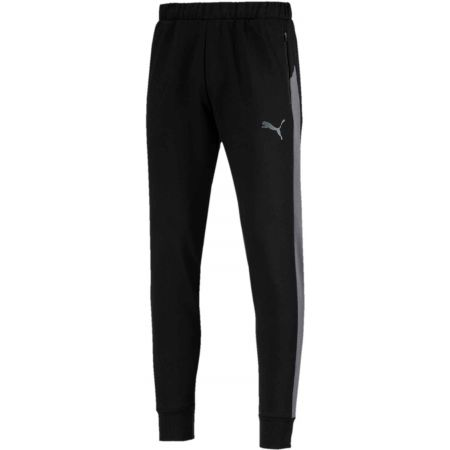 Pantaloni trening bărbați - Puma MODERN SPORTS WARM PANTS CL