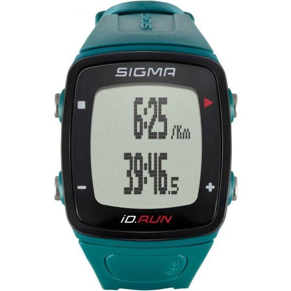 Sigma ID.RUN zelená NS - Multisportovní hodinky