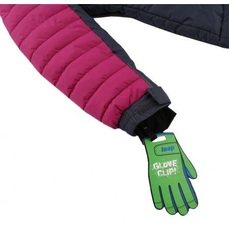 Dívčí zimní bunda - Loap OKINA - 4