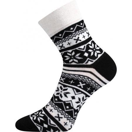 Boma PATTE 024 - Чорапи със зимна рисунка
