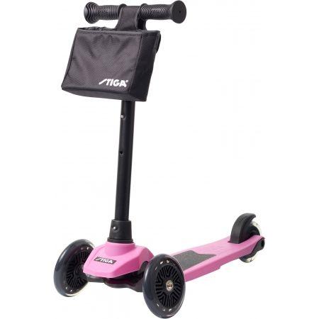 Children's kick scooter - Stiga MINI KICK SUPREME - 2