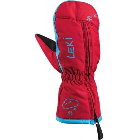 Leki LITTLE SNOW MITT - Mănuși de iarnă copii