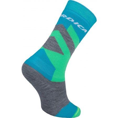 Chlapčenské  lyžiarske ponožky - Nordica FREESKI BASIC BOY - 2