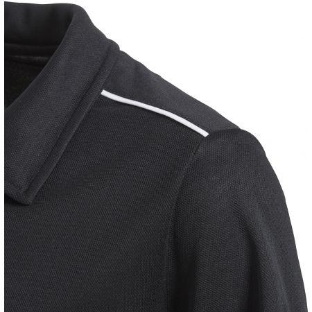 Tricou polo băieți - adidas CORE18 POLO Y - 4