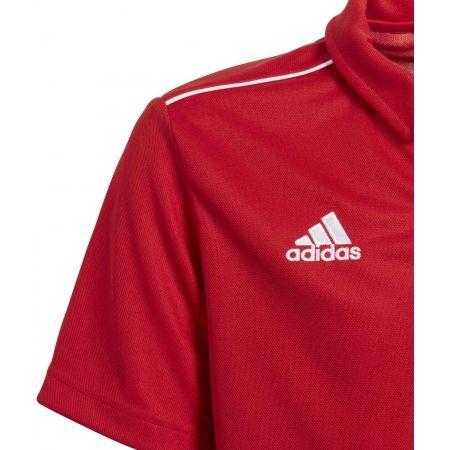 Chlapecké polo tričko - adidas CORE18 POLO Y - 3