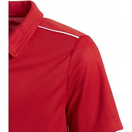 Chlapecké polo tričko - adidas CORE18 POLO Y - 4