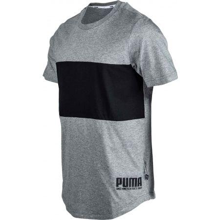 Pánské triko - Puma RELAXED TEE - 2