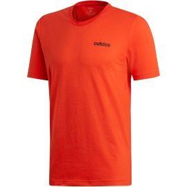 adidas E PLN TEE - Pánske tričko