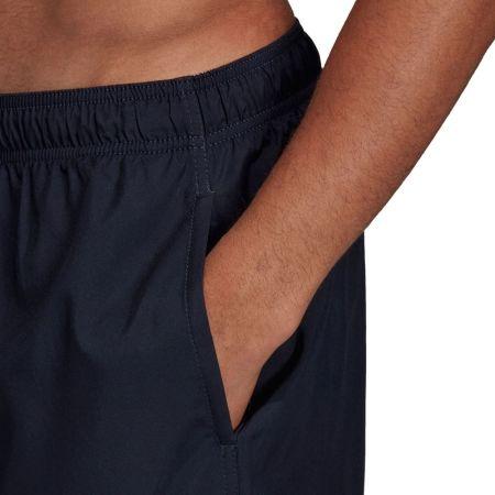 Pánske plavecké šortky - adidas 3S SH CL - 7