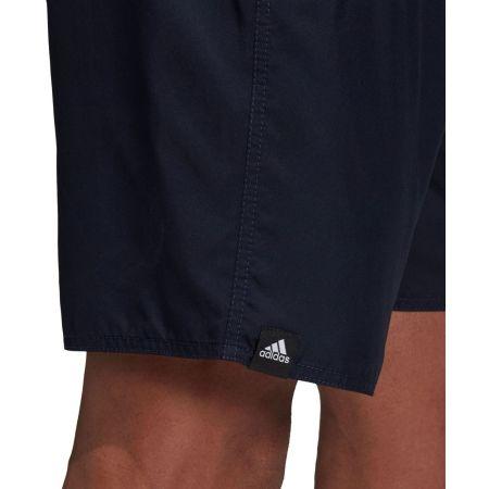 Pánske plavecké šortky - adidas 3S SH CL - 9
