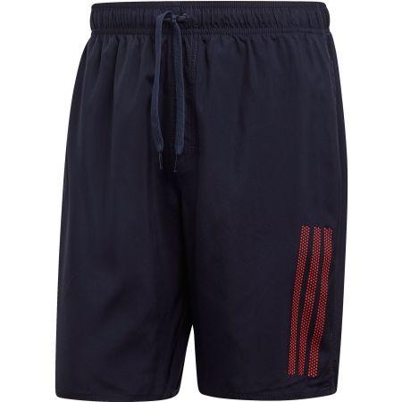 Pánske plavecké šortky - adidas 3S SH CL - 1