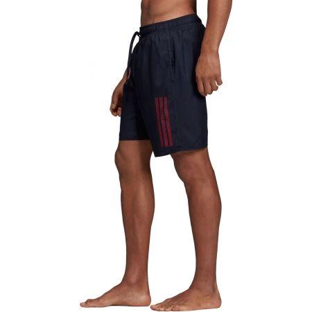 Pánske plavecké šortky - adidas 3S SH CL - 5