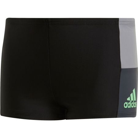 Chlapecké plavecké šortky - adidas INF CB BX B - 1
