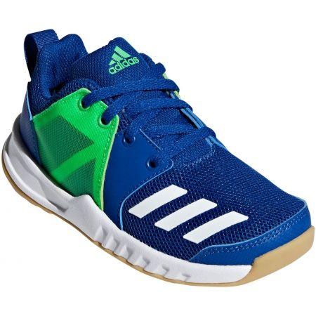 Obuwie sportowe dziecięce - adidas FORTAGYM K - 1