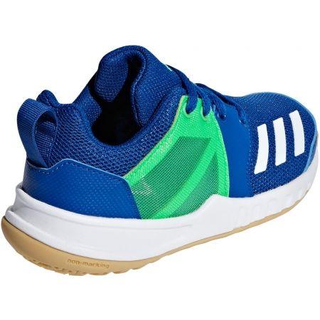 Obuwie sportowe dziecięce - adidas FORTAGYM K - 6