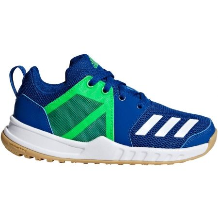 adidas FORTAGYM K - Dětská sportovní obuv