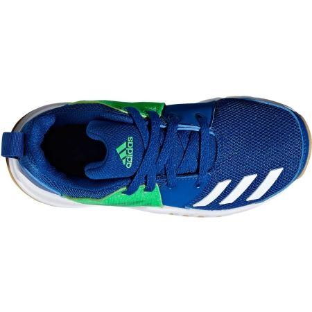 Obuwie sportowe dziecięce - adidas FORTAGYM K - 4